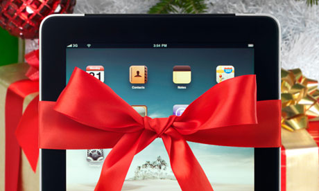 Tablets top the Christmas list
